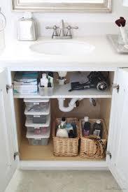 creative hair dryer and curling iron storage ideas under bathroom sink storagebathroom cabinet
