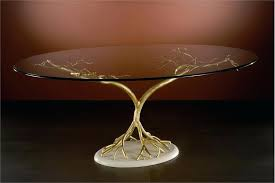 glass top pedestal dining table base unique wonderful bases for awesome tops inside furniture of america