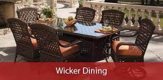 modern wicker patio furniture. Outdoor Wicker Dining Modern Patio Furniture