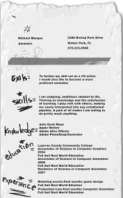 29- Bonus Designer Alternative Resume