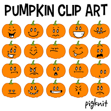 sad pumpkin face clipart cute faces for to carve paint il full full size