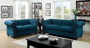 Turquoise Living Room Set Stanford Living Room Set Dark Teal Living Room Sets Living