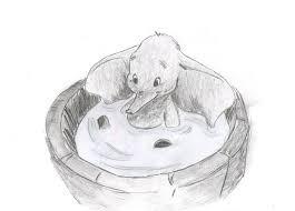 Disegni Dumbo Matita Migliori Pagine Da Colorare