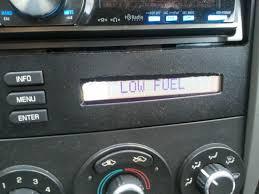 2006 Chevrolet Malibu Fuel Gauge Not Working Properly: 3 Complaints