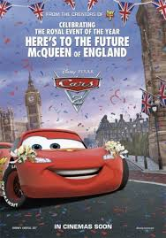 Lightning Mcqueen Quotes Awesome Lightning McQueen Celebrates The Royal Wedding Movie City News