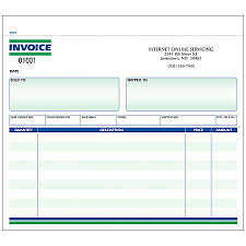 locksmith invoice forms locksmith invoice template from custom carbonless forms at fice
