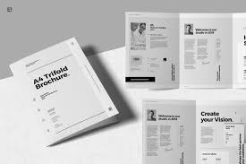 Tri Fold Brochure Layout 20 Best Tri Fold Brochure Templates Word Indesign Design Shack