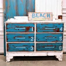 white beach furniture. Brilliant White Latex Paint For This Beach Inspired Dresser Throughout White Beach Furniture O