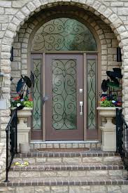 metal front doorMetal Front Doors For Homes With Glass