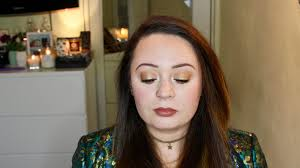 night out makeup look