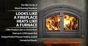 fireplace heater s see thru fireplace wood and gas elite fireplace heat exchanger s