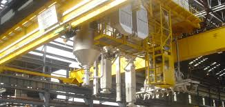 Noell Design Group Furnace Tending Assembly Carbon Handling System Nkm Noell