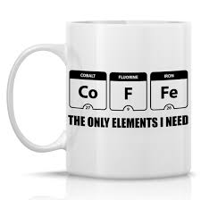 Mug Design Ideas Coffee Tables Ideas The Only Element I Need Periodic Table Coffee Mug Sample Co F