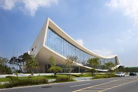 South Korean Architecture Buildings e architect