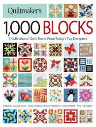 84 best Quilting Books images on Pinterest | Quilt block patterns ... & Now Available: Quiltmaker's 1,000 Blocks! That's right - ONE THOUSAND quilt  blocks. This Adamdwight.com