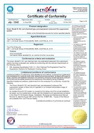 Ansul R 102 Nozzle Chart Activfire R102 Afp 1342 Manualzz Com