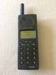 Ericsson GH 688 - Black Unlocked Cell ...