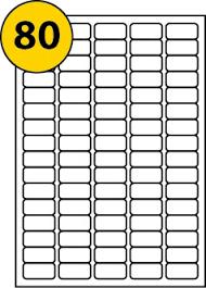 80 Labels Per Sheet Template Avery Labels 80 Per Sheet Under Fontanacountryinn Com
