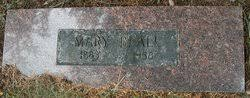 Mary Effie Ferguson Beall (1883-1958) - Find A Grave Memorial