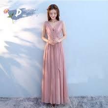 Buy <b>bridesmaid</b> dress silver and get <b>free shipping</b> on AliExpress.com