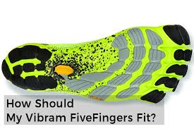 Vibram Size Chart Men How Should My Vibram Fivefingers Furoshiki Fit Chart