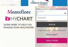 Montefiore Org My Chart Www Cham Org Montefiore Childrens Hospital
