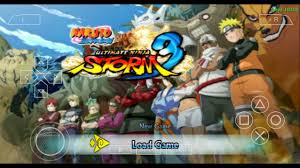 128MB) Naruto Ultimate Ninja Impact Storm 3 MOD ISO PPSSPP Download -  YouTube