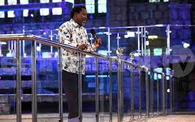 According to scoan's account, supernatural phenomena accompanied joshua's birth and early life. Tb Joshua S Scoan Reacts To Presidential Aide Sack After Testimony In Church Video