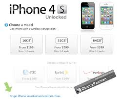 iphone no contract. unlocked iphone 4s us iphone no contract