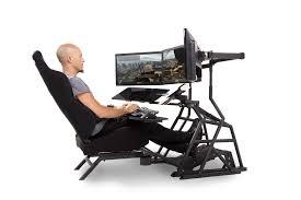 the best simulator cockpits for gamers gamerbolt