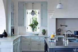 painted kitchensPainted Kitchen Cabinet Ideas Photos  Architectural Digest