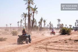 Halbtagstour Quad Fahren In Der Wüste Vor Marrakesch Marrakesch