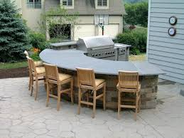 outdoor kitchen countertops outdoor kitchen ideas landscape design county pa diy outdoor kitchen with concrete countertops