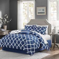 image of blue comforter sets queen ideas
