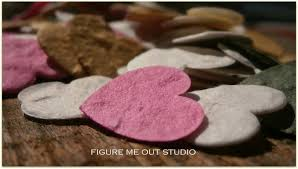 Biodegradable Paper With Flower Seeds Seed Paper Confetti Heart Confetti Plantable Seed Paper Wedding
