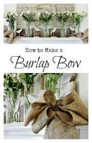 Burlap Crafts 53 Best Burlap Beauties Images On Pinterest