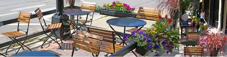 outdoor restaurant chairs. Outdoor City Street Furniture Restaurant Chairs A