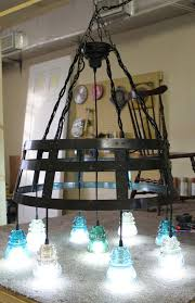 rustic decor chandelier