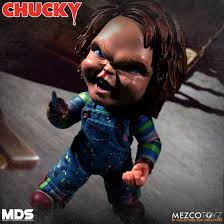 Mezco Toyz 78103 MDS Chucky - Chucky (Deluxe Edition) - AcareToys จำหน่าย  ของเล่น โมเดล ชุดผ้า Hot Toys,Bandai และแบรนด์ชั้นนำอีกมากมาย : Inspired by  LnwShop.com