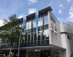 Beschriftung City Galerie