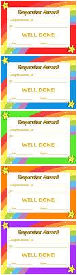 Best 20 Award Certificates Ideas On Pinterest Student Awards