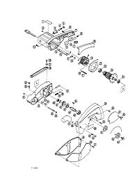 Ryobi miter saw parts model ts251u sears partsdirect craftsman chainsaw diagram of wiring diagram