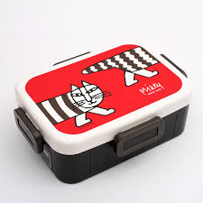 noodles sandwich is dressed up without grasping four points of lock lunch box 650 ml risa