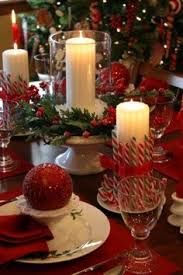 Dining Table Christmas Decorations Home Design