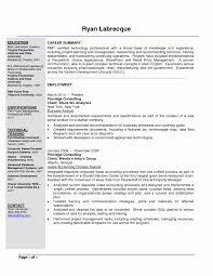 Sap Bi Sample Resume For 2 Years Experience Sample Resume for 60 Years Experience Awesome Sql Dba Resume Sample 56
