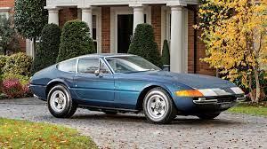 1970 Ferrari 365 Gtb 4 Daytona Sports Car Market