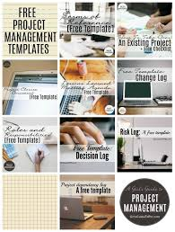 Free Project Planner Template New 48 Free Project Management Templates Girl's Guide To Project