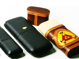 A Guide to Cigar <b>Cases</b> and Tubes: <b>Metal</b>, Leather, Wood or Carbon ...
