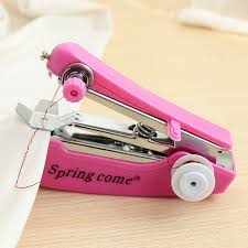 Spring Come Sewing Machine