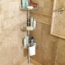 shower ikea caddy not sticking